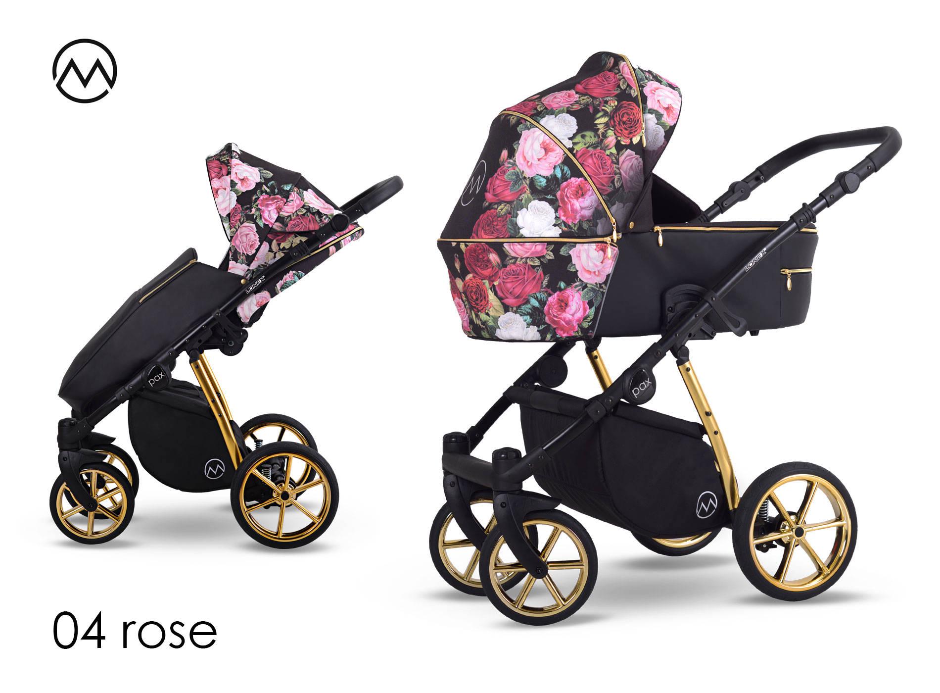 wózek dziecięcy PAX - baby pram